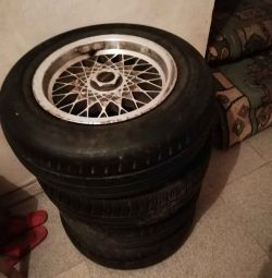 Комплект колёс на 13 дюймов