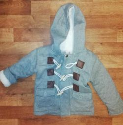 Polar yapılı sıcak sweatshirt