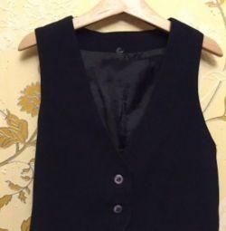 Waistcoat for school