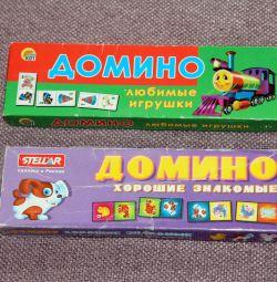 Dominoes for children