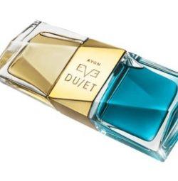 Парфюмерная вода Avon Eve Duet Contrasts