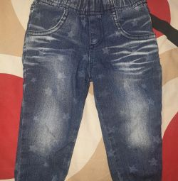 Jeans 12-18r