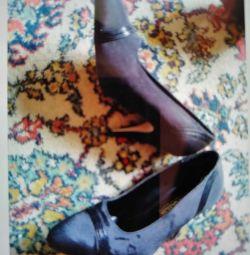 Pantofi noi MONARH 36R.Kabluk 6 cm.