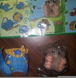 Yumurtadan oyuncaklar