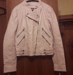 Selling a new jacket