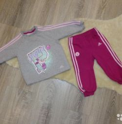Adidas costume for baby