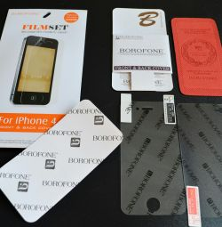 Screen Protector for iPhone 4 / 4s