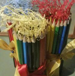 Наборы карандашей 24 шт.