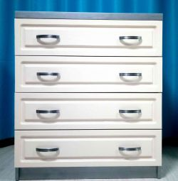 Chest solid pine