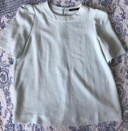 Кофта блузка Incity мятного цвета