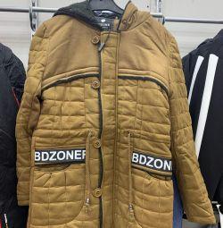Men's jacket winter
