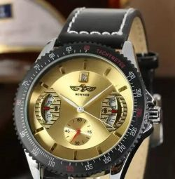 Новые механические часы маятниковые Winner