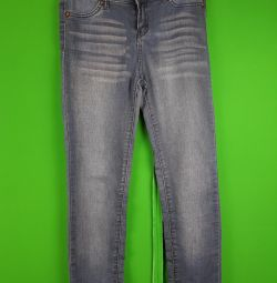 Thin jeans
