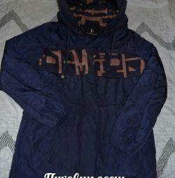 Jachetă în jos pentru femei