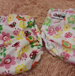 Diapers reusable