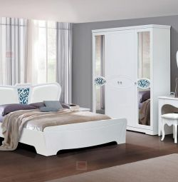 Bedroom Olga 12 mdf bed 1600