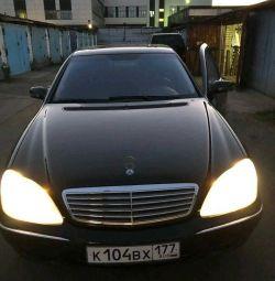 Mercedes-Benz S600 V12 2000g.v.