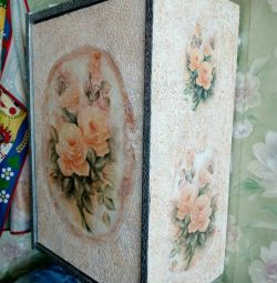 Restoration of old furniture
