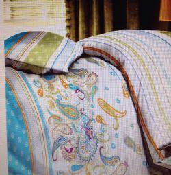 Bed linen Satin, Euro