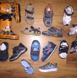 Pantofi pentru copii (dimensiuni 20-22)