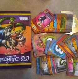 Карточная настольная игра Свинтус 2