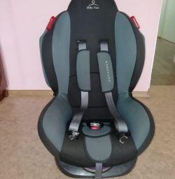 Araba koltuğu bebek bakımı