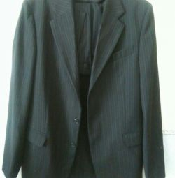Suit with pants