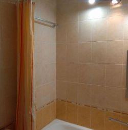 Apartament, 2 camere, 43 m²