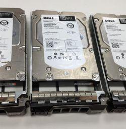 Dell Cheetah 15k.7 600gb Server Hard Drives