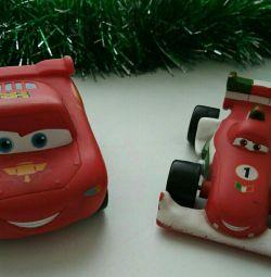 Αυτοκίνητα (McQueen και Francesco)