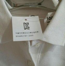 Children's, company polo, Yu.Korea