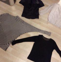 Bluze, bluze, tunică, tricouri, noi
