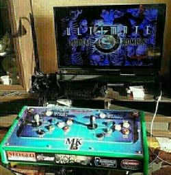 Arcade Stick Ultimate Mortal Kombat 2019.