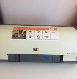 Принтер HP Deskiet 1560 цветной