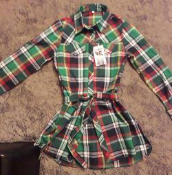 Shirt Tunic Adolescent
