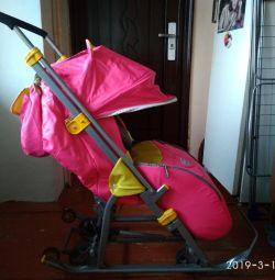 Sled stroller Nika kids