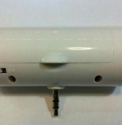 Taşınabilir amplifikatör
