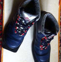 Σκι + μπότες
