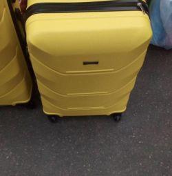 Βαλίτσες από πολυανθρακικό (πλαστικό)