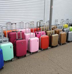 4-wheel suitcase
