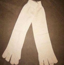Νέα μακριά γάντια