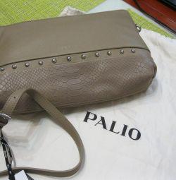 Νέα τσάντα από γνήσιο δέρμα PALIO