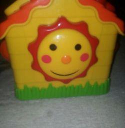 Casa mică sortare