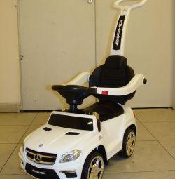 Scaun cu rotile Tolokar Mercedes-Benz GL 63 AMG A888AA-M