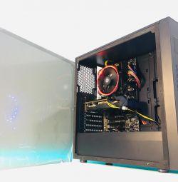 Игровой системник i5-6400T/GTX 1060 3Gb/DDR4 8Gb