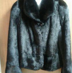 Mink coat (new)