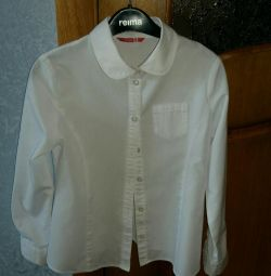 School blouse and longsleeve