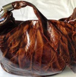 Τσάντα θηλυκό δέρμα Mattioli
