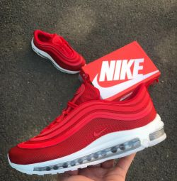 Nike Air Max97 ultra Red