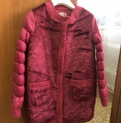 Coat children's demi-season brand Ki6? Pretty